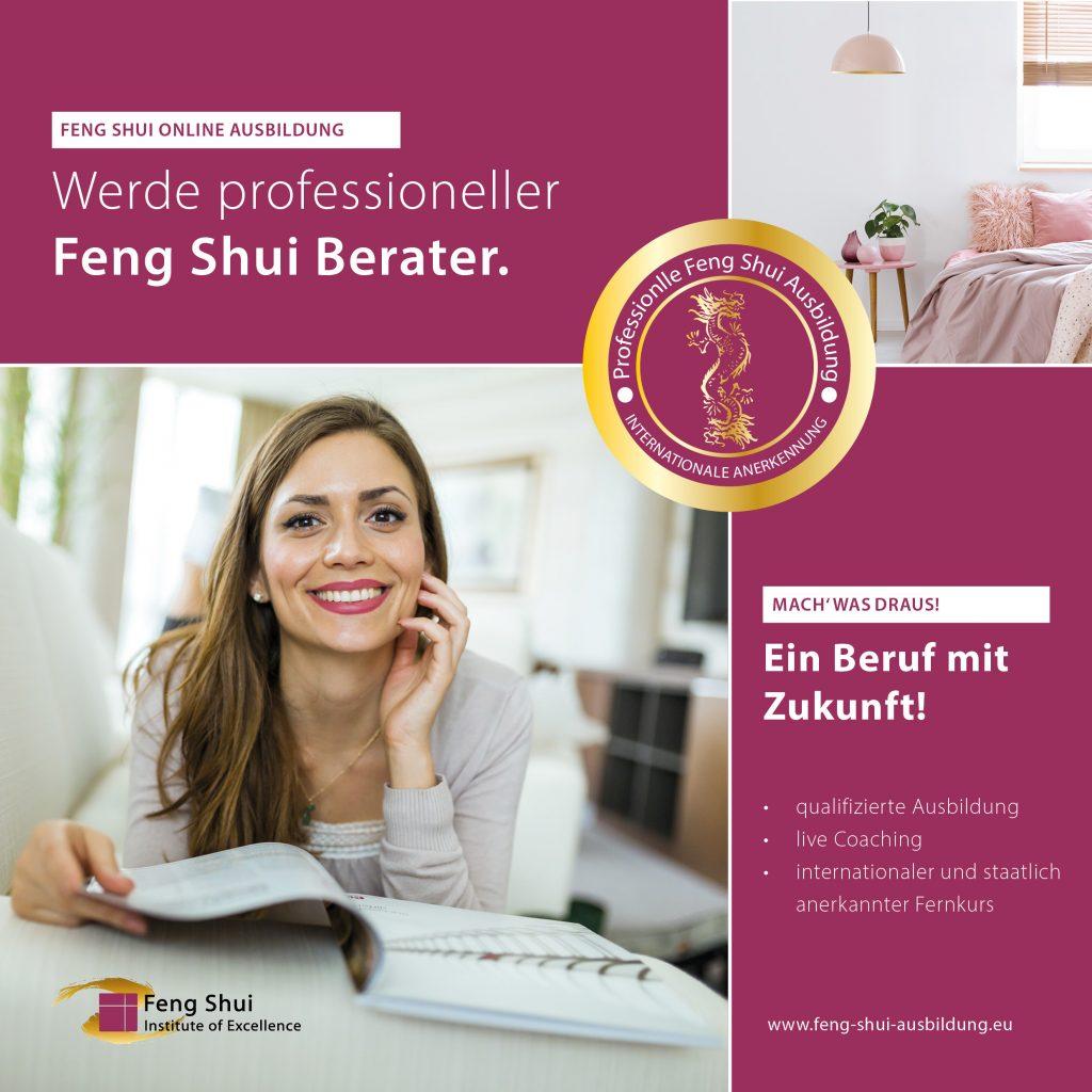 Feng Shui Beratung - Ein Beruf mit Zukunft