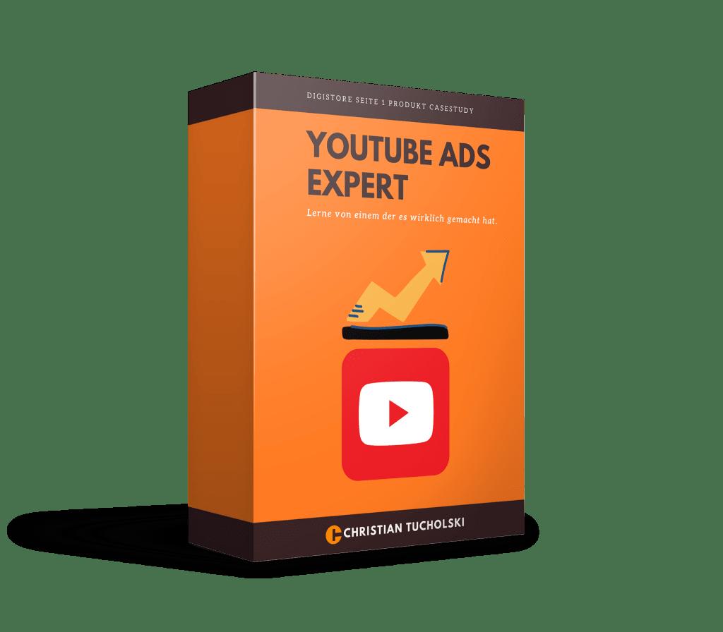 Geld verdienen mit YouTube Ad Expert