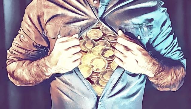 Alles Geld der Welt