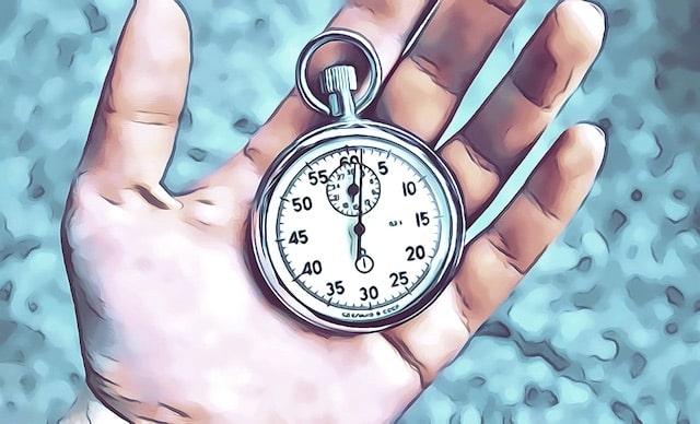 Alles eine Frage der Zeit
