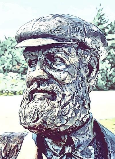 Wann wurde das Telefon erfunden - Alexander Graham Bell