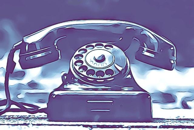 Wann wurde das Telefon erfunden