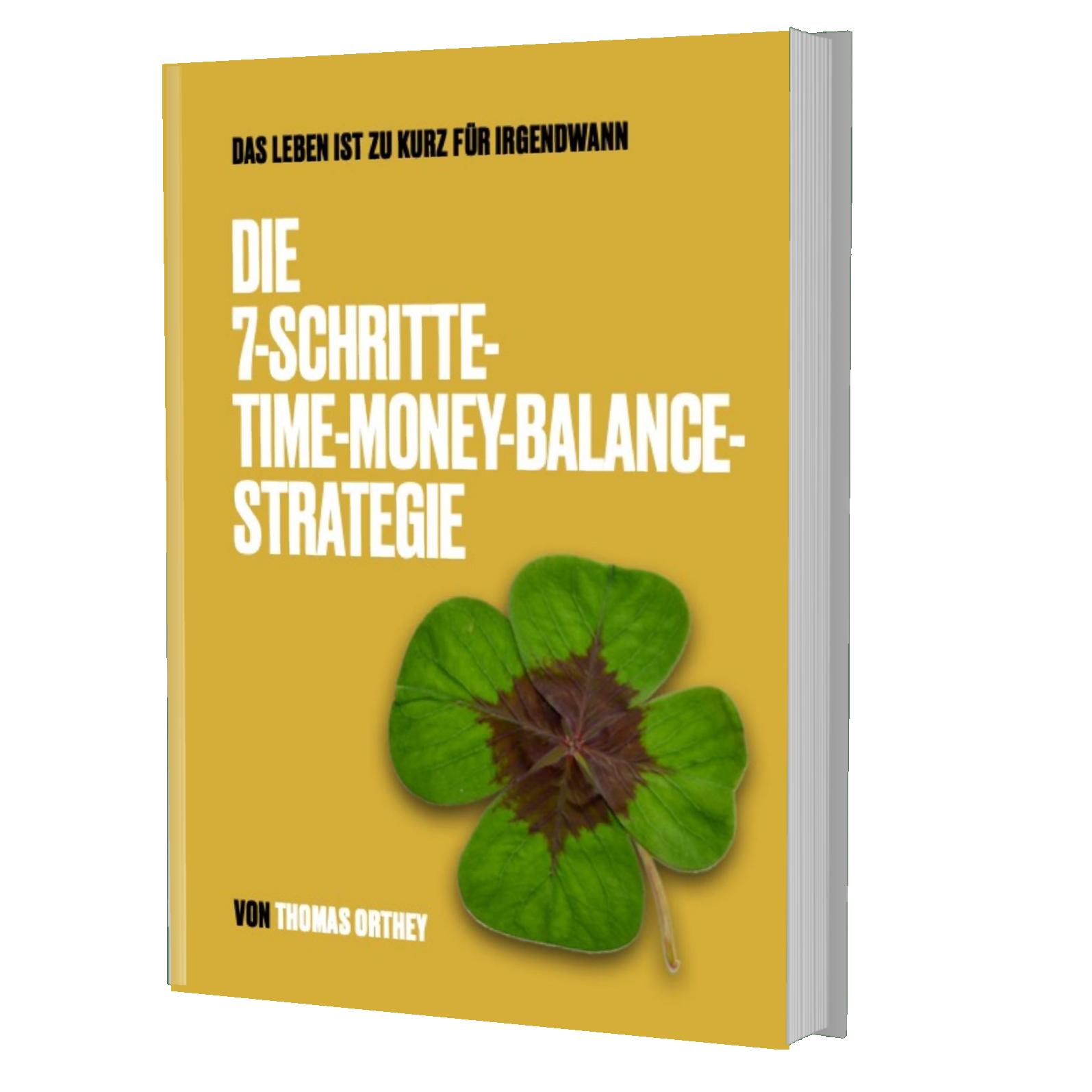 Die 7 Schritte Time Money Balance Strategie