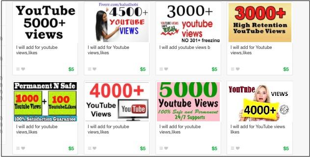 Wie komme ich bei Google auf Seite 1 mit Youtube-Views