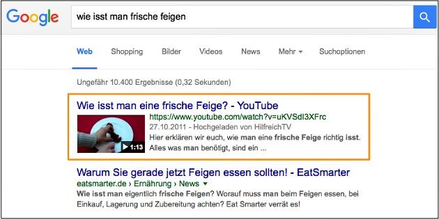 Longtail-Keywords: Wie komme ich bei Google auf Seite 1